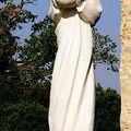 Chapelle Notre Dame des Cyclistes, Vierge