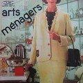 En 1964, la femme s'intéresse déjà à l 'art