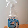 Wee-away - destructeur d'odeur d'urine de chat