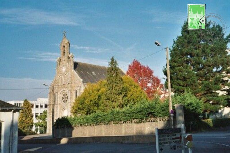Pontchâteau, Chapelle de la Madeleine