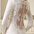 La robe de mariée de <b>Bella</b> <b>Swan</b> dans Twilight Chapitre 4 - Révélation Part 1