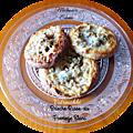 Brioches russes au fromage – vatrouchki -