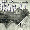 Le cousin - Mort de Froid - La laitière de Condac - les classes 1888 - 1889