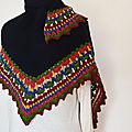 Châle folk-tricot-crochet-laine-La chouette bricole (3)