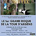 Le 1er Grand Roque de la <b>Tour</b> <b>d</b>'<b>Argens</b> !