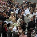 La procession des rameaux