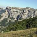 Puy de la gagère 1651 m – de rambaud – vassieux