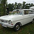 OPEL Kadett A 1000 Caravan 1964 Créhange (1)
