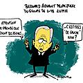 Bernard arnault et l'impôt belge