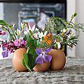 DIY déco de Pâques : les <b>vases</b> récup' en coquilles d'oeufs (sans support)