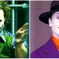Joker vs. Joker : <b>Heath</b> <b>Ledger</b> vs. Jack Nicholson