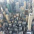 DAY 6 - Vue de NYC depuis l'Empire State Building