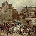 Beauquesne, pillage pendant la guerre de 1870