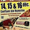 Le marché du terroir à Conflans, avec <b>Benoît</b> <b>Molin</b>, c'est ce week-end !