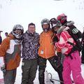 Willy, Ricou, Mich et Julietta