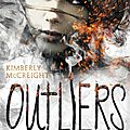 Kimberly mccreight - outliers, tome 1: les anomalies