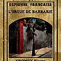 L'<b>orgue</b> de <b>barbarie</b>