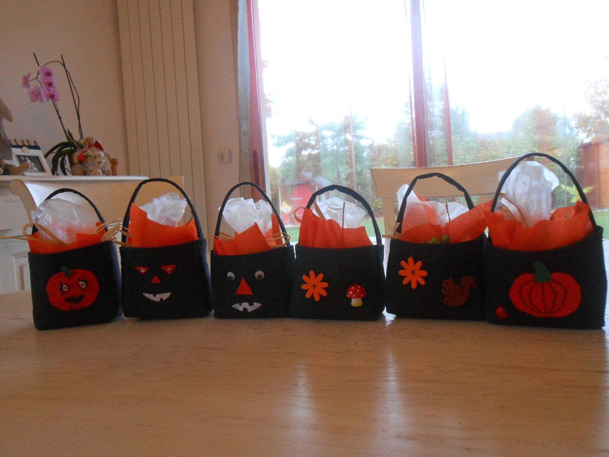 Petits sacs à bonbons