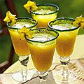 Recette punch Cocktail <b>antillais</b>