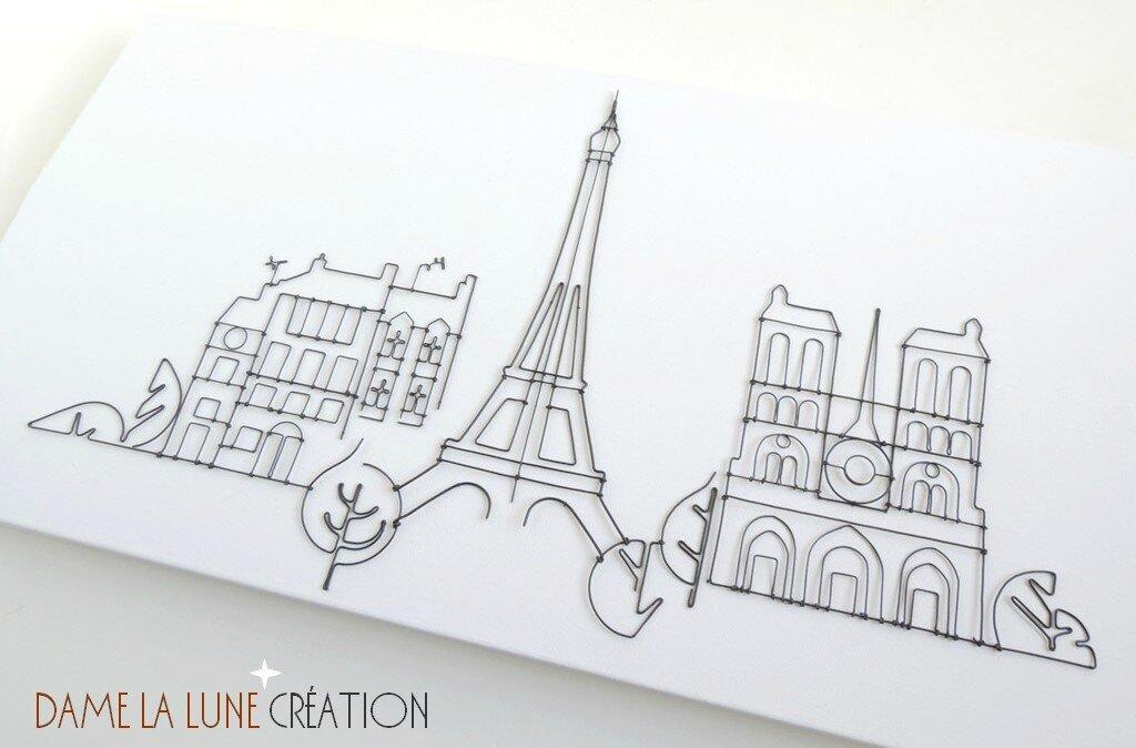 Son Paris...