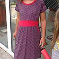 Robe little rosy du magazine ottobre 3/2015