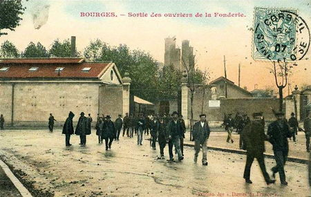 sortie_ouvriers_Bourges