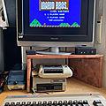Super Mario Bros <b>64</b> sur Commodore <b>64</b>