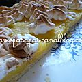 The tarte of citron ****