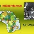 Indépendance des états africains