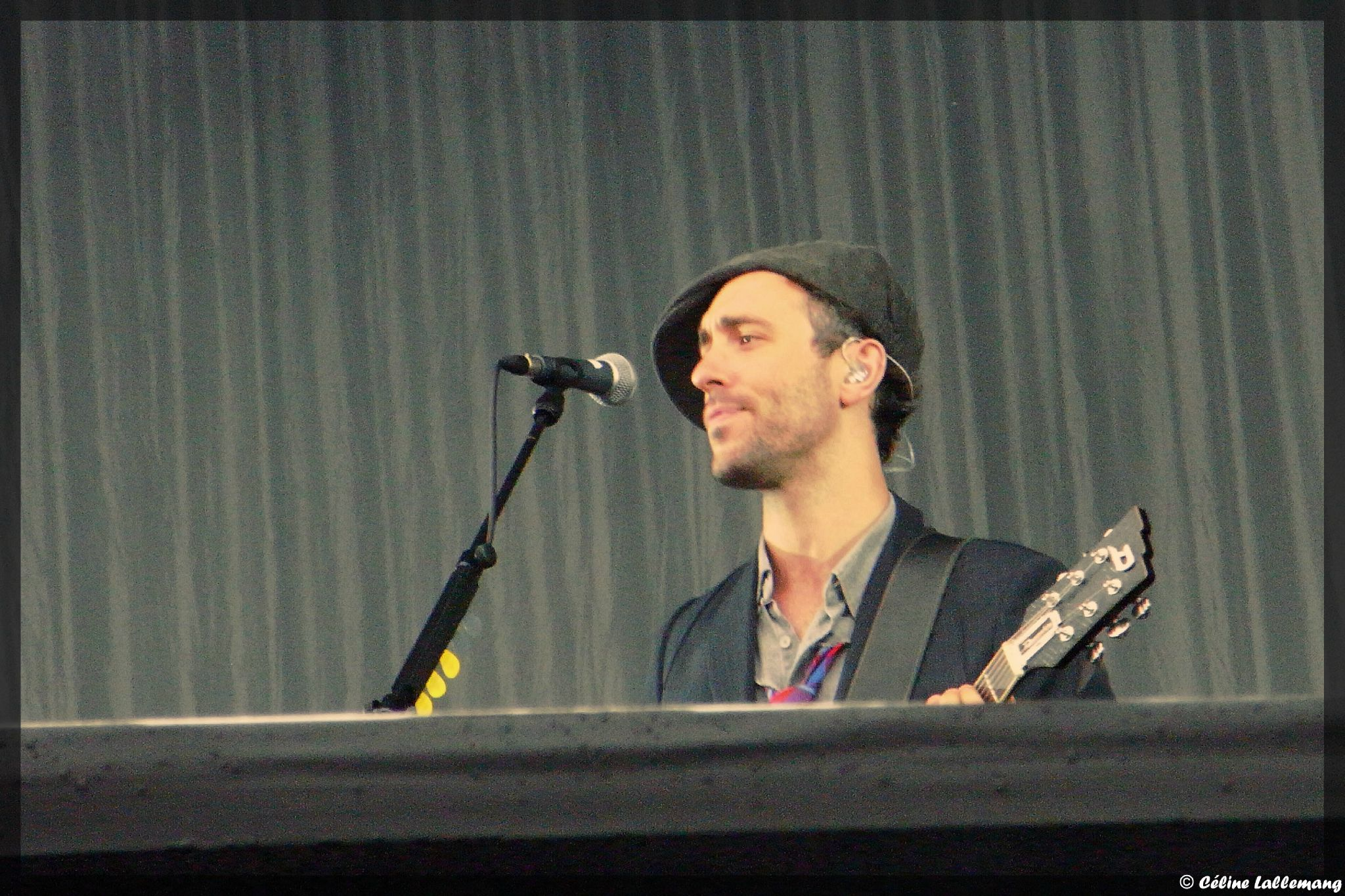 Charlie Winston - Solidays 2012