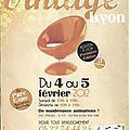 Salon vintage, first edition!