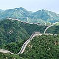 <b>Chine</b> : la grande muraille - voyage virtuel 10