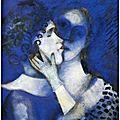 Le peintre russe Marc <b>Chagall</b>