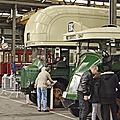 Portes ouvertes au musée des transports urbains de france ce samedi