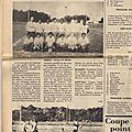 Championnat de Guyane Balisiers 1987