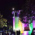 Nuit romane à angoulins...