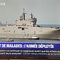 LE PIC DE LA PANDEMIE ARRIVE EN FRANCE LA SEMAINE PROCHAINE DES SOIGNANTS AU BOUT DU ROULEAU...