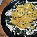 Curry de bananes plantain