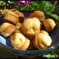 Muffins pomme & spéculoos