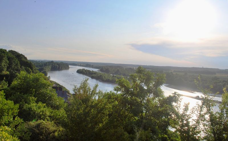La Loire vue d'ULM