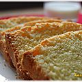 Quatre-quarts / french pound cake
