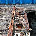 Matières, Le Crotoy (bateau abandonné)_3871