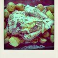 Mon poulet rôti