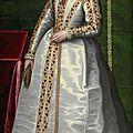 <b>Sofonisba</b> <b>Anguissola</b> (c. 1532 – 1625), An Unknown Noblewoman, circa 1560 - 1565