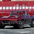 1965 Chevrolet <b>Corvette</b> Convertible