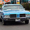 Oldsmobile Cutlass Supreme Sedan Hardtop 1971