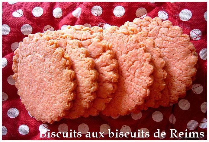 biscuits rose de chez rose