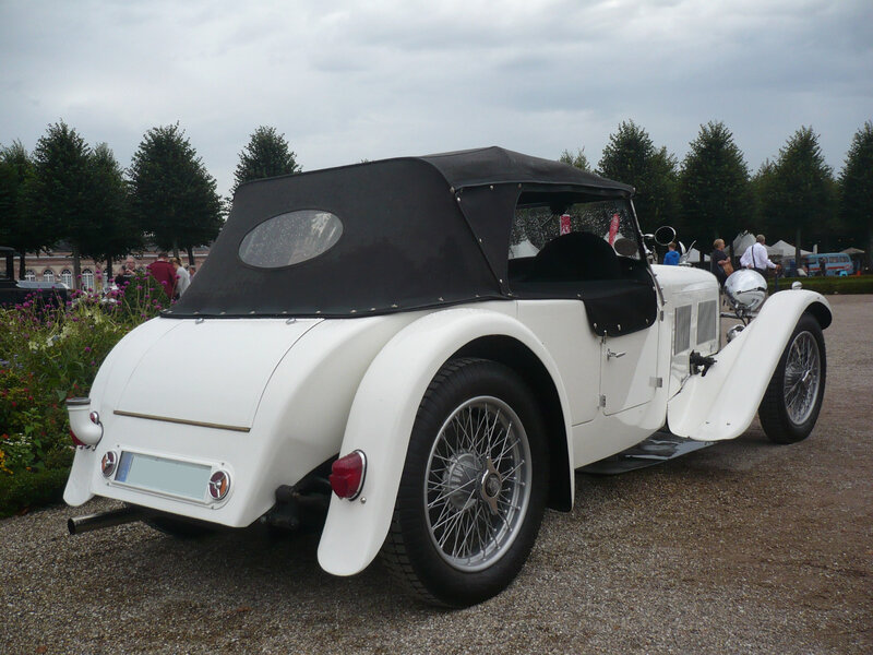 ALVIS Speed 20 SA Tourer Cross & Ellis 1932 Schwetzingen (2)