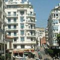 Algérie au coeur (17/42). Alger - Rue Nezzar Kebaili Aissa, ex rue Enfantin.