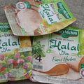 Les produits halal